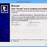 free software installer used to propagate adware sample 2