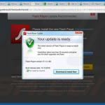 Adobe Flash Player Update (sample 2)