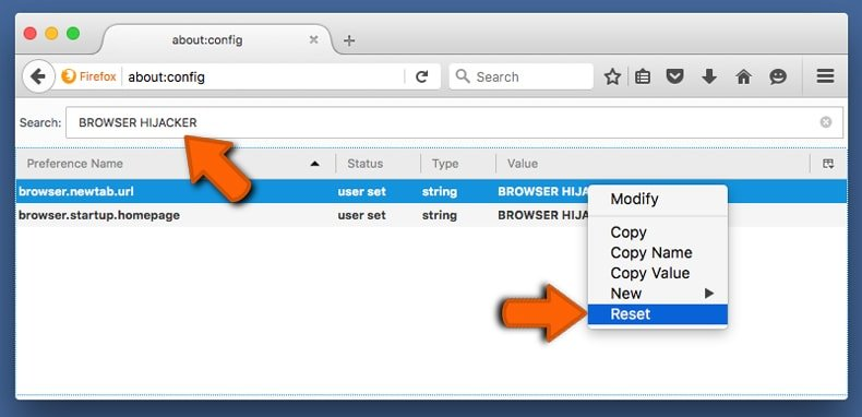 changing mozilla firefox default Internet search engine