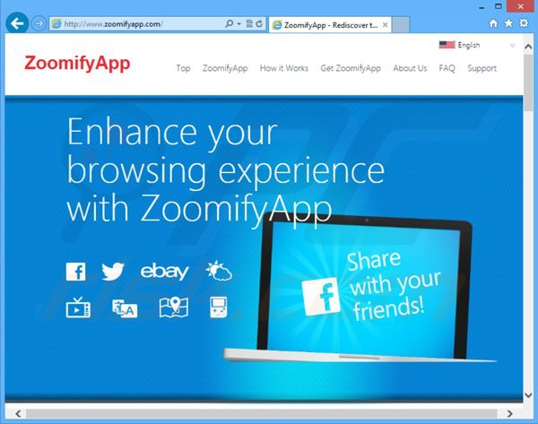 Adware zoomifyapp