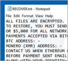 Ransomware PLANETARY